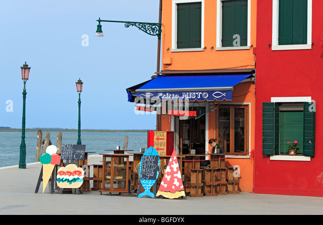 Chinese Restaurant In Venice Island