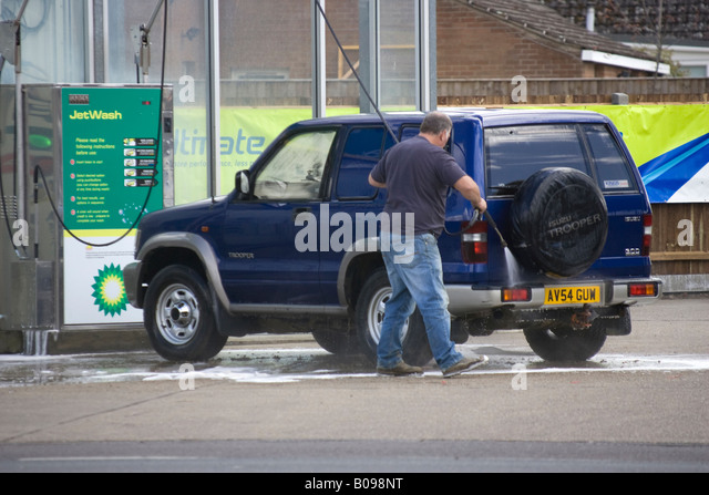 Car Wash Shepherds Bush