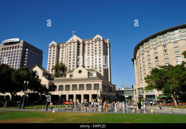Fairmont Hotel San Jose Ca