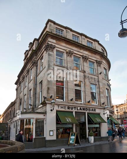 Rutland Hotel Edinburgh Restaurant