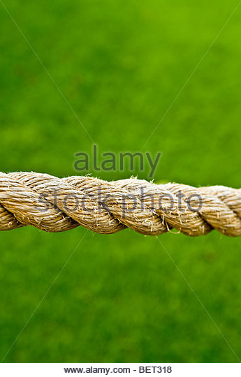 Rope - Stock Image