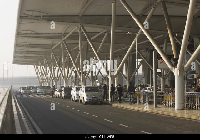 IND, Indien,20110310, Indira Gandhi International Airport in Indien © Gerhard Leber - Stock-Bilder
