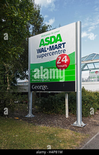 wal mart asda Walmart inc is starting to make moves that reveal its international ambitions the retailing giant has agreed to sell its uk grocery chain, asda, to rival j sainsbury plc in a transaction worth .