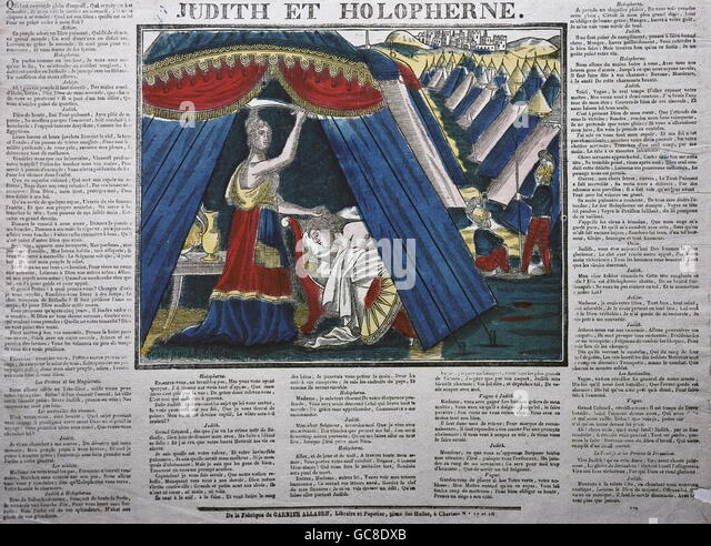 judith and holofernes essay I focus on seven narrative similarities between the two texts that are used to  distinguish between the heroes, judith and beowulf, and their enemies,  holofernes,.