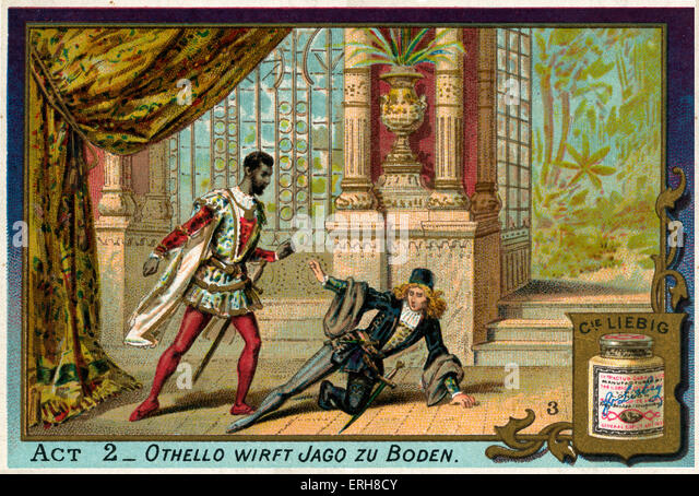 an analysis of othello a play by william shakespeare Act i scene i venice a street enter roderigo and iago roderigo tush never tell me i take it much unkindly that thou, iago, who hast had my purse.