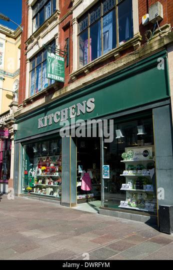 Kitchen Store High Street Cardiff