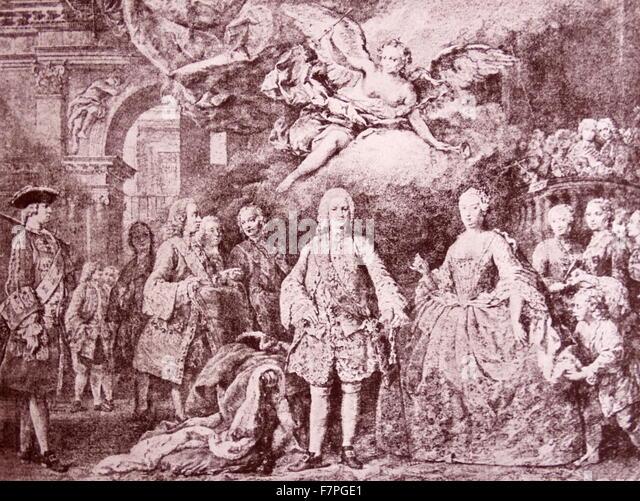 history of spain king ferdinand and King ferdinand vii of spain (fernando maria francisco de paula domingo  vicente ferrer antonio jose joaquin pascual diego juan.