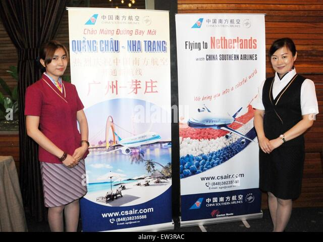Introduction at a conference stock photos introduction - China southern airlines london office ...