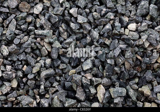 landscaping rock for Textured Background - Stock-Bilder