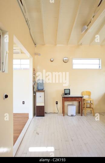 Living Room - Stock Image