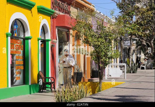 Mexico, Baja California Sur State, San Jose del Cabo - Stock Image