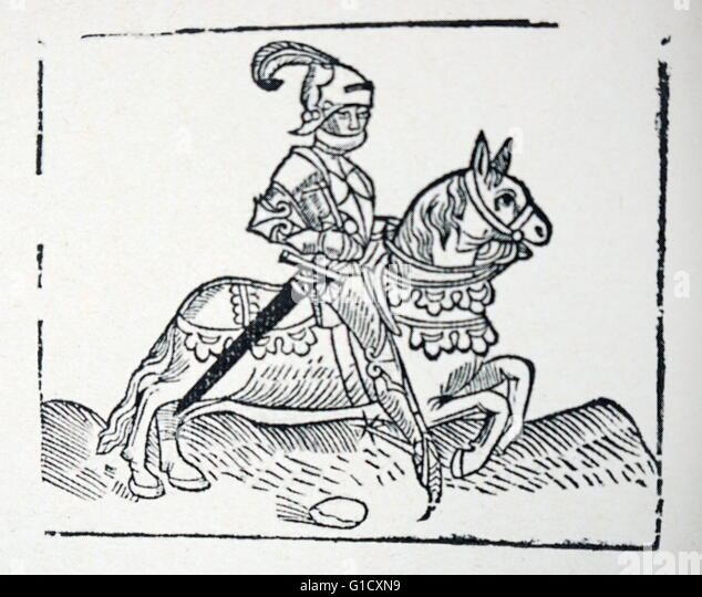 Medieval Woodcut Stock Photos & Medieval Woodcut Stock ...