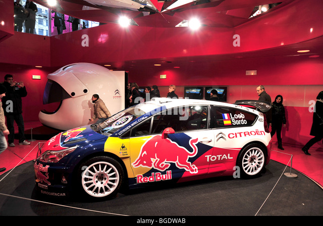 race car on display in stock photos race car on display in stock images alamy. Black Bedroom Furniture Sets. Home Design Ideas