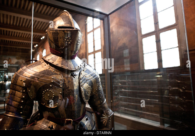 Europe France Paris War Museum of the Hotel des Invalides - Stock Image