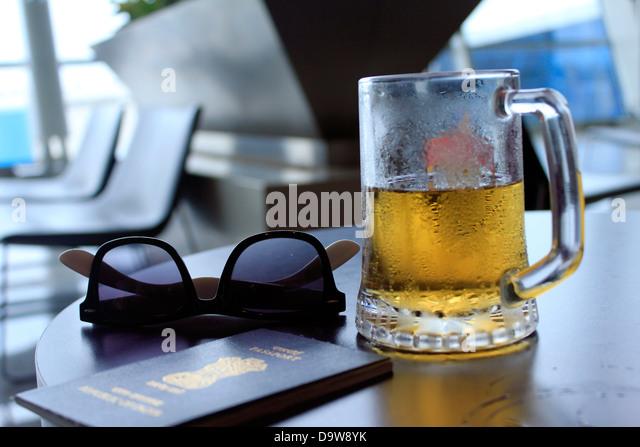 travel and fun concept - Stock-Bilder