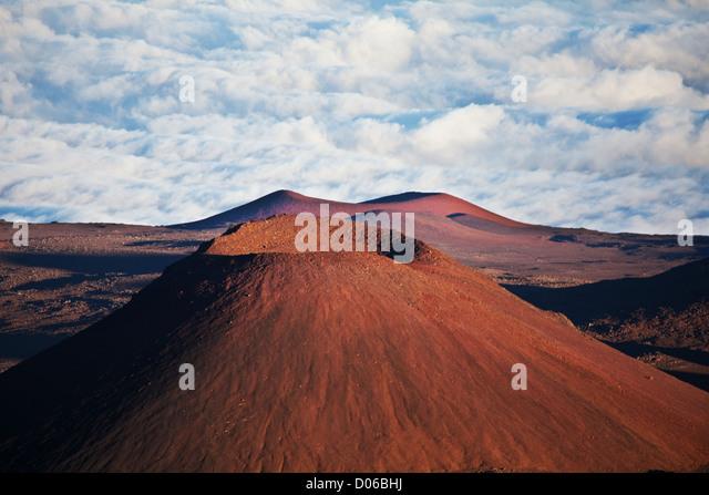 volcano - Stock Image