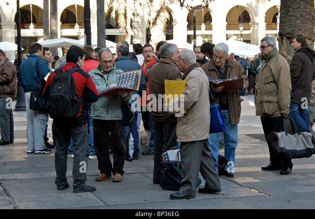 Espana coin stock photos espana coin stock images alamy for Oficina king barcelona