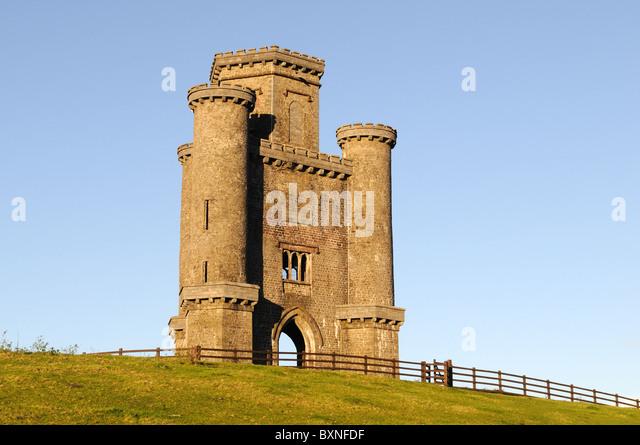 Paxtons Tower Llanarthne Carmarthenshire Wales Stock ... | 640 x 445 jpeg 66kB