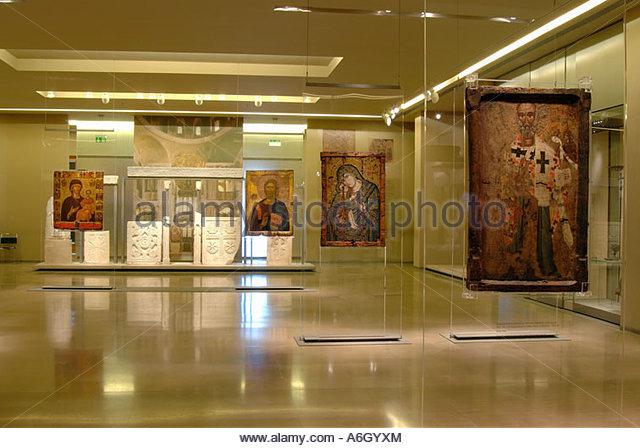 Byzantine Museum Athens Stock Photos & Byzantine Museum ...