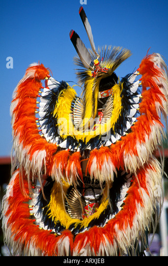 Native american bustle stock photos native american for Native agency