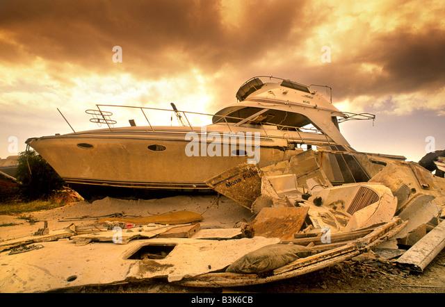 Storm Damage Caribbean Stock Photos Amp Storm Damage Caribbean Stock Images Alamy