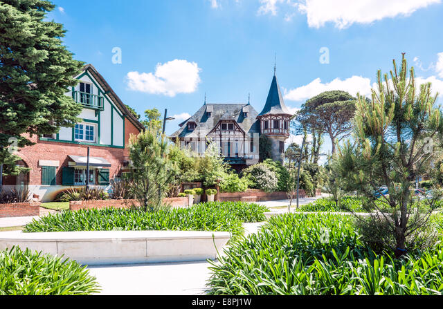 Montevideo, Carrasco neighbourhood, Uruguay - Stock Image