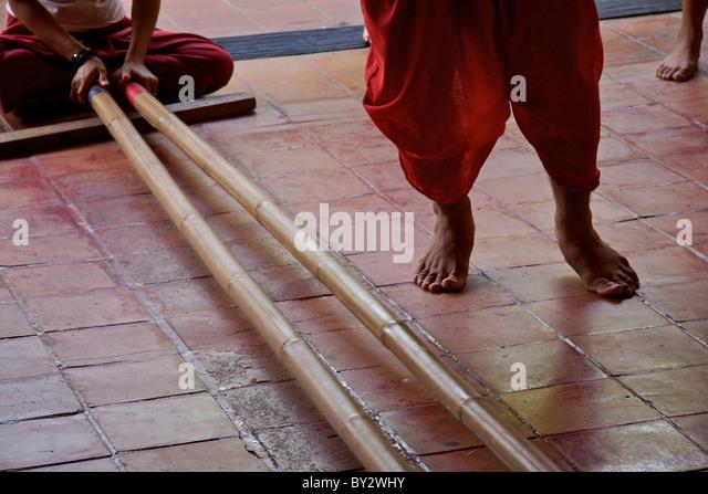 Traditional music thailand thai dancing stock photos for Angel thai cuisine riverside ca