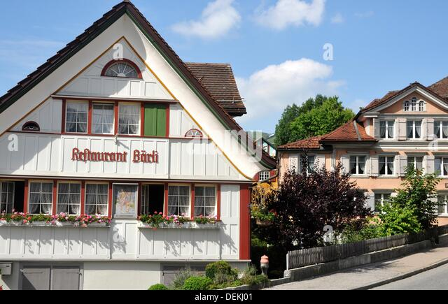Appenzell switzerland traditional architecture in stock for K architecture geneve