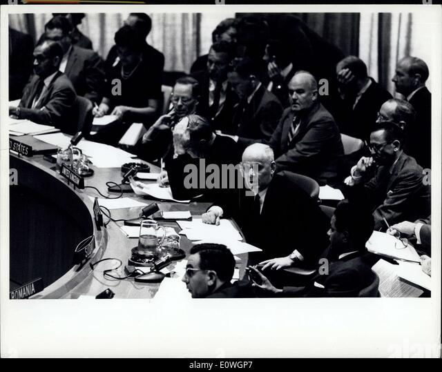 Sep. 19, 1962 - General Committee Recommends Inclusion Of 93 Items In General Assembly's Agenda: The General - Stock Image
