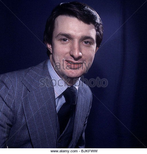 1978/1979 Boxing trainer/promoter Tommy Gilmour Jnr - Stock Image