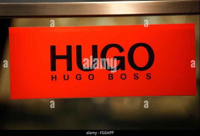 hugo boss stock photos hugo boss stock images alamy. Black Bedroom Furniture Sets. Home Design Ideas