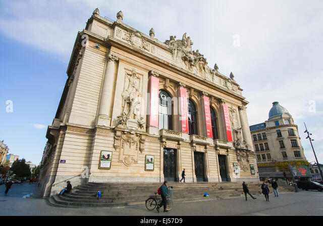 Lille france stock photos lille france stock images alamy for Chambre de commerce maurice