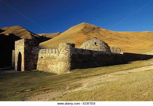 Wonderful Tash Rabat Caravanserai Kyrgyzstan A Slice Of The Silk Road