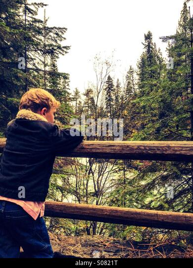 Lost in thought - Stock Image