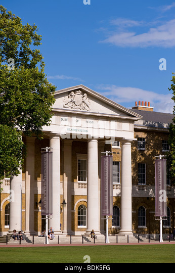 Saatchi Gallery at Duke of York HQ, Duke of York Square, SW3, London, United KIngdom - Stock Image
