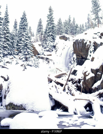 Rocky Mountain National Park - Stock Image