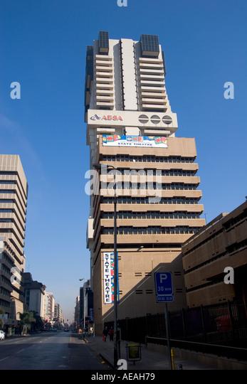 Pretoria state theatre - Stock Image