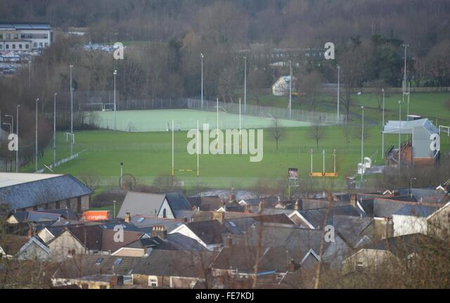 Chestnut Field Car Park Rugby