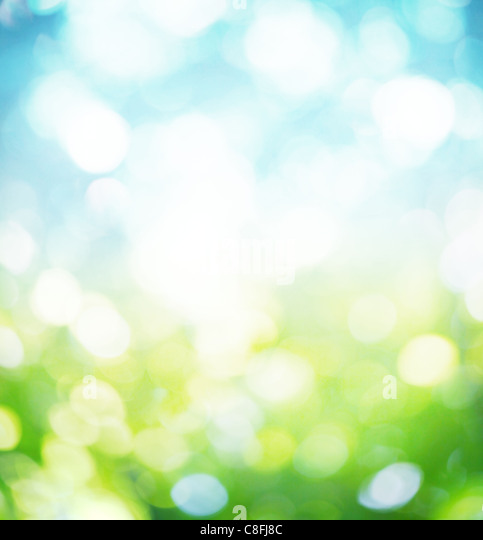 Nature blur background. - Stock-Bilder