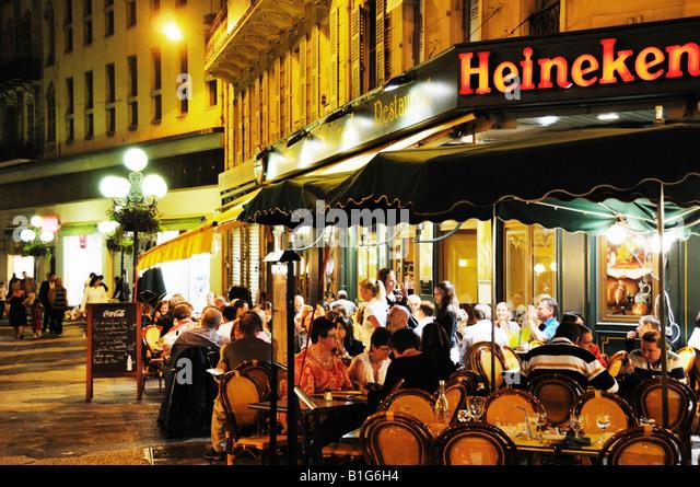 Cafe Rue De France Massena