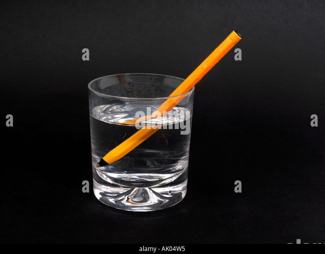 Refraction Stock Photos Amp Refraction Stock Images Alamy