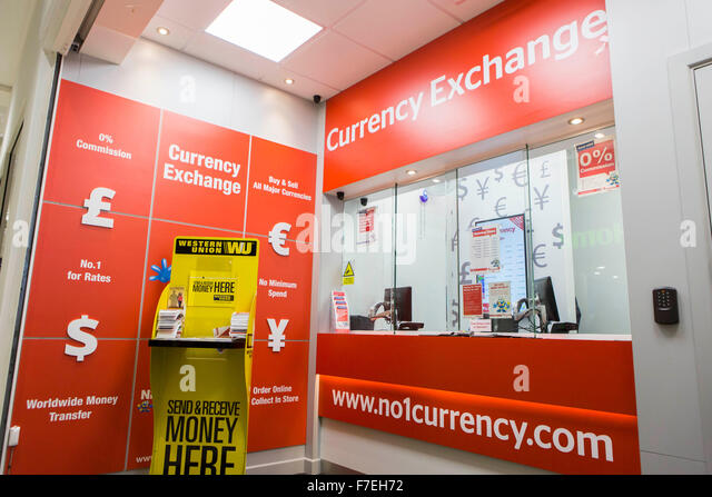 Currency Exchange Shop Stock Photos Amp Currency Exchange