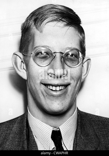 Robert Wadlow (1918-1940) World's Tallest man @ 8'11.1' 12/10/38. Courtesy: CSU Archives / Everett Collection - Stock Image