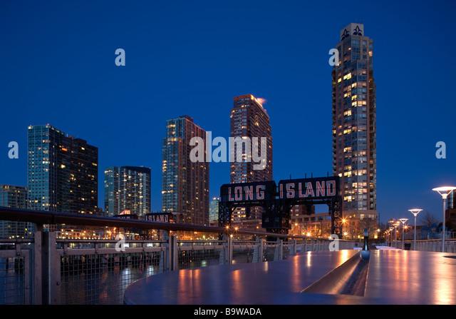 Long Island New York Queens Stock Photos Long Island New York Queens St