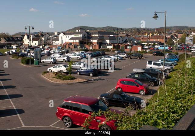 Waitrose Car Park Marlborough