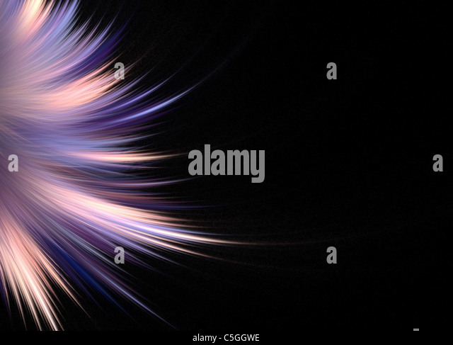 Abstract fractal artwork that makes a great high tech art element or background for any design project. - Stock-Bilder