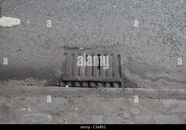Surface drainage stock photos surface drainage stock for Surface drainage system