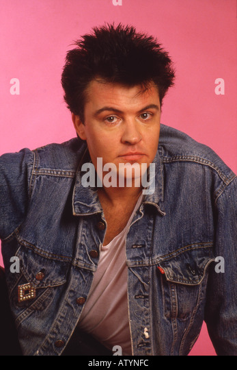 PAUL YOUNG - Stock Image