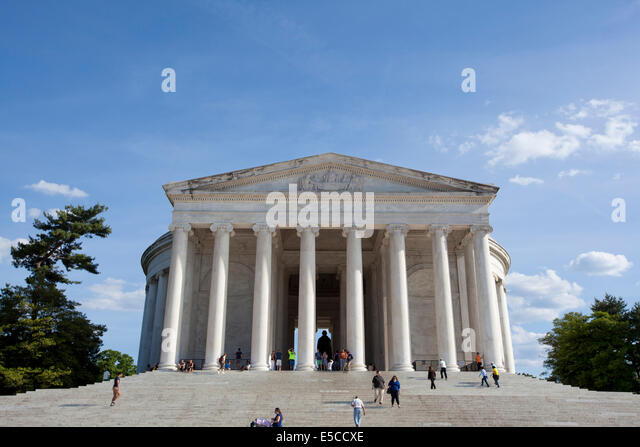 jefferson memorial and the pantheon essay Guide to visiting the jefferson memorial including directions, parking, hours, trivia   if this memorial reminds you of the parthenon in rome, it should come as no   most notably jefferson's a summary view of the rights of british america, his .