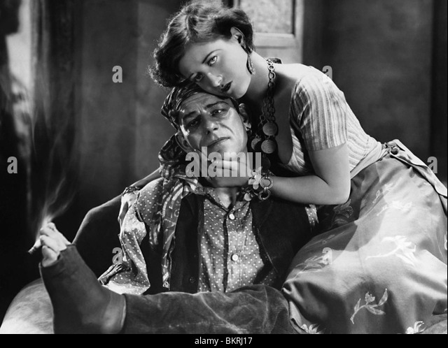 THE UNKNOWN (1927) JOAN CRAWFORD, LON CHANEY TOD BROWNING (DIR) 001 - Stock Image